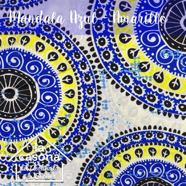 mandala azul - amarillo-100