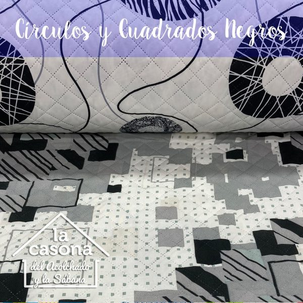 círculos y cuadrados negros-100