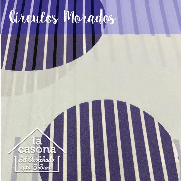 enfoque-tela-polialgodon-con-diseños-circulares-y-lineales-en-tonos-morados