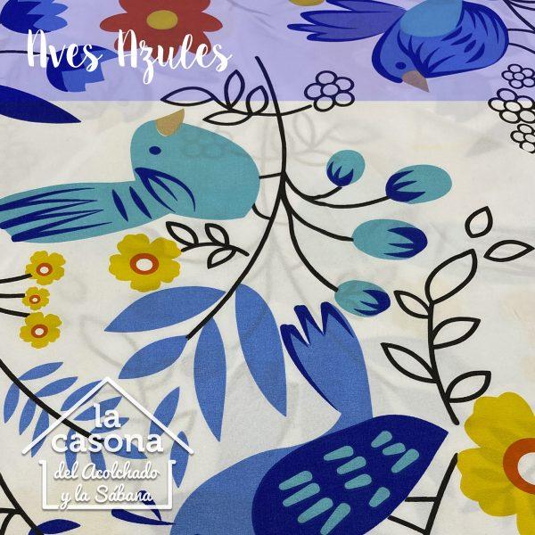 enfoque-tela-polialgodon-con-diseños-de-aves-en-tonos-azules