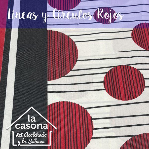 enfoque-tela-polialgodón-con-diseños-de-circulos-y-rayas-en-color-negro-y-rojo