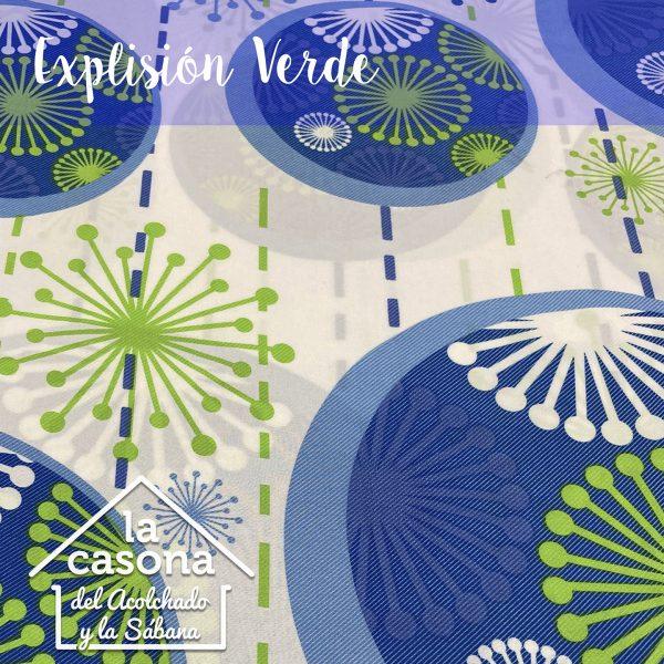 enfoque-tela-polialgodón-con-diseños-de-figuras-con-circulos-en-las-puntas-en-azul-verde-y-blanco