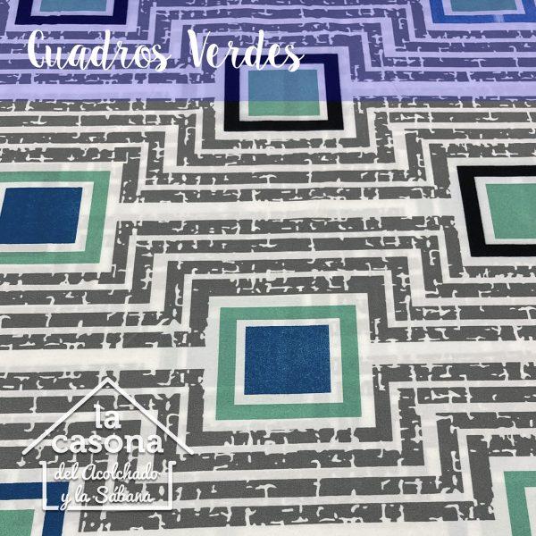 enfoque-tela-polialgodon-con-diseños-geometricos-en-tonos-azules-y-verdes