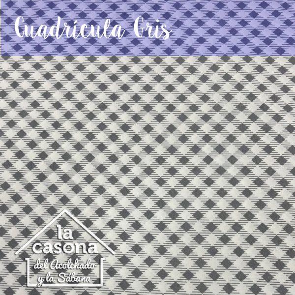 cuadrícula gris