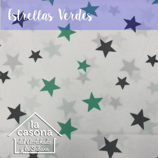 estrellas verdes